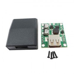 Solar Panel USB  Controller Regulator  for 5V-18V to 2A