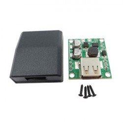 Solar Panel USB  Controller Regulator  for 5V-18V to 2A