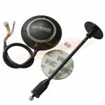 Ublox NEO-M8N GPS Module Built-in Compass with GPS Bracket