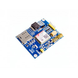 Carte de développement SIM800C Message de support de module GSM Quadri-bande Bluetooth TTS DTMF