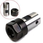 ER11 Collet Chuck Holder Motor Shaft Extension Rod Inner Hole 5mm