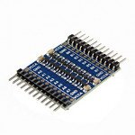 8 Channel 3.3V To 5V Voltage Convert Module For Raspberry