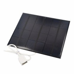 6v 3.5w 580-600MA Solar Panel 165X135mm