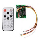 Stepper Motor Driver Adjustable Speed Controller & Remote Control