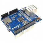 Ethernet W5100 For Arduino®