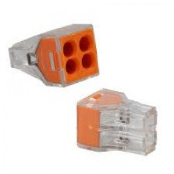 PCT-104 Push wire wiring connector