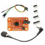 V3 Voice Recognition Module and Microphone for Arduino