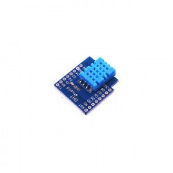 DHT11 Temperature & Humidity Sensor -  WeMos Shield
