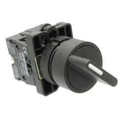 3-Position Rotary Switch Selector 3A 240V AC