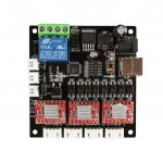 3-Axis GRBL USB Driver Controller Board