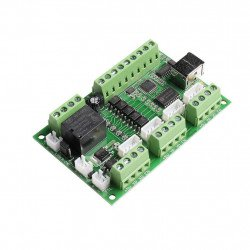 3 Axis GRBL-V3 GRBL Laser CNC Controller, 2 in 1