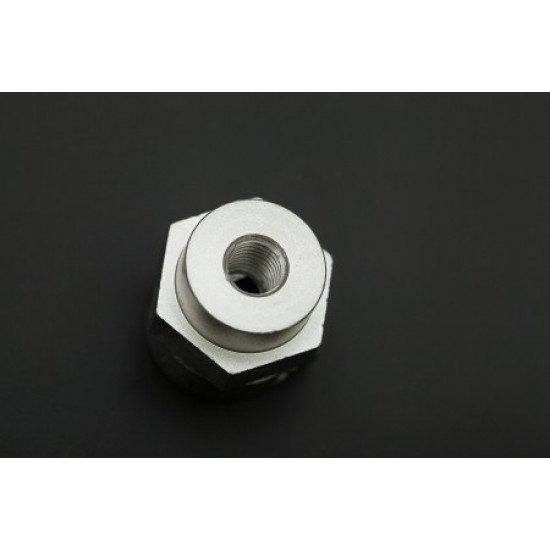 Rubber Wheel 136×24mm (Kit)
