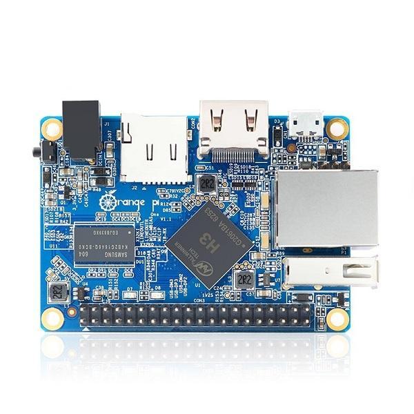 Orange Pi One H3 Quad-core Support Ubuntu Linux And Android Mini PC
