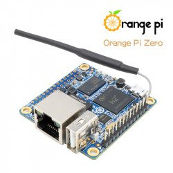 Orange Pi Zero H2 Quad Core Open-source 512MB Development Board