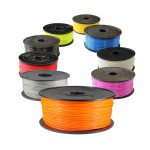 3D Printer Filament ABS 3mm 1Kg