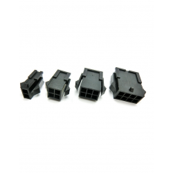 Molex Micro-Fit 3.0 mm Connector MX3.0 Double Row female 8pin