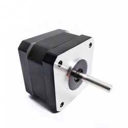 NEMA17 Stepper Motor With Connector & 1m Cable - 42HS34-1704