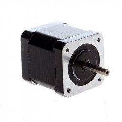 NEMA17 Stepper Motor With Connector & 1m Cable - 42HS48-1504