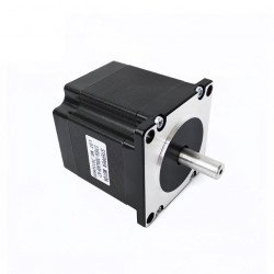 NEMA23 Stepper Motor With Connector & 1m Cable - 57HS56-3004
