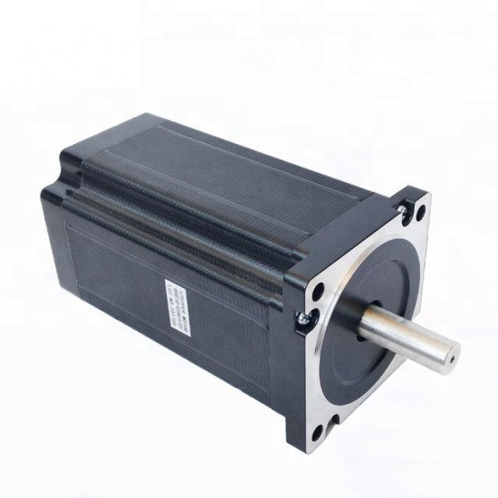 NEMA34, 12Nm Stepper Motor With Connector & 1m Cable - 86HS156-5504
