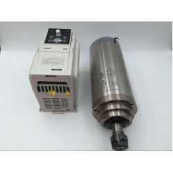 KIT - Spindle Motor  220V / 3KW Water-Cooled, GDZ100-3, ER20