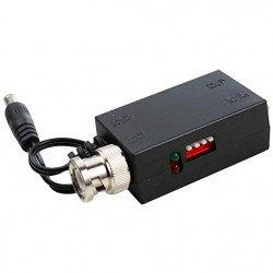 DC12V 1CH Active UTP Video Transmitter Balun BNC