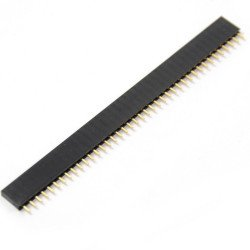 2.54mm 40Pin  Female Header
