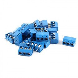 5.0mm Screw Terminal Block 3Pin