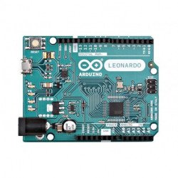 Arduino Leonardo with Headers (Original)