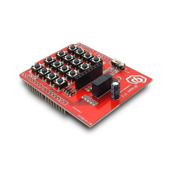 IBridge Lite, 4x4 Keypad