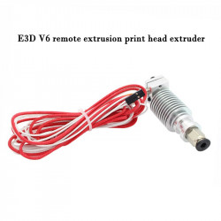 E3D V6 remote control extruder 1.75mm/0.4mm