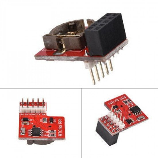 I2C RTC DS1307  Real Time Clock Module for Raspberry