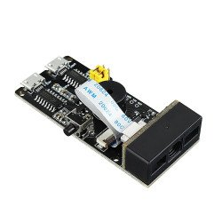 Qr /1D/2D/Code Scanner V3.0 Barcode Scan Recognition Module Serial Communication Uart Interface Usb