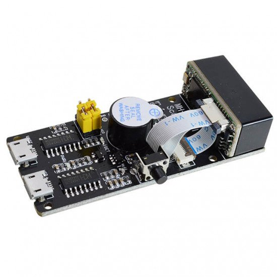Qr /1D/2D/Code Scanner V3.0 Barcode Scan Recognition Module Serial Communication Uart Interface Usb