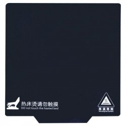 Magnetic Heated bed Sticker Flexible 310*310MM A+B