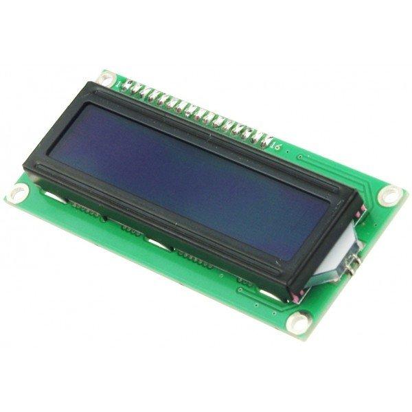 I2C LCD1602