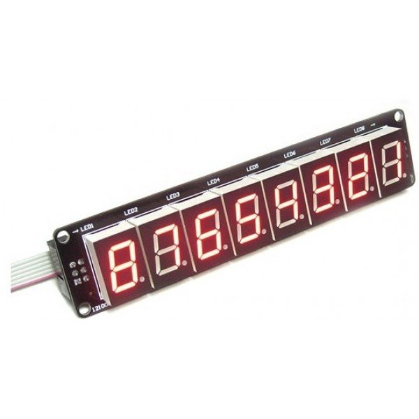 3-Wire LED Module 8 Digital (Arduino Compatible)