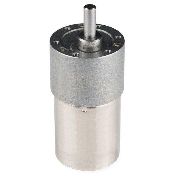 Precision Gearmotor - 90 RPM (6-12V)