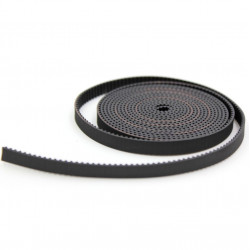 GT2 Timing Belt - 2mm pitch - 6mm wide (By Meter)