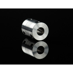 Aluminum Flex Shaft Coupler 5mm * 8mm