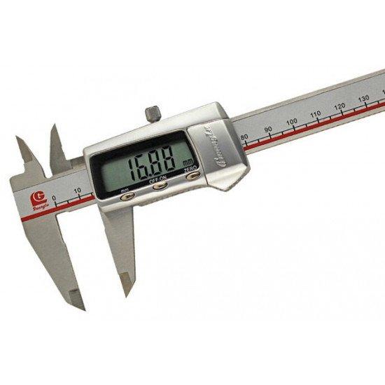 Stainless steel digimatic digital caliper, 0 - 150MM - 6 inch