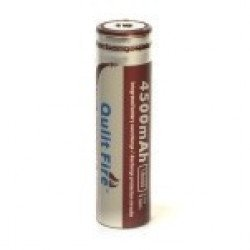 Rechargeable Battery 3.7V 4500mAh 18650