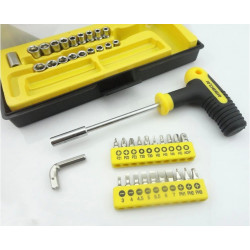RT-1643 R'deer 43 Pcs repair kit tool