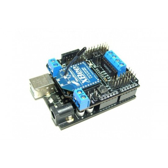 XBEE, RS485, IO Shield For Arduino®