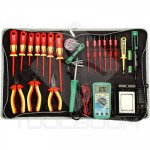 Hi-Insulated Tool Kit (up to 1000V) Pro'sKit PK-2803BM