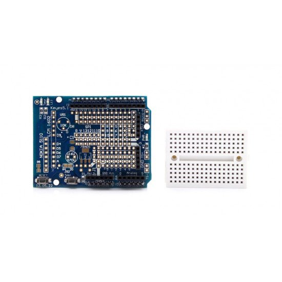 Prototyping Shield For Arduino® UNO