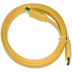 CABLE HDMI PLAT 2M