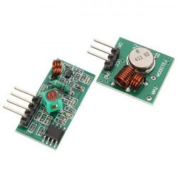 433Mhz transmitter and receiver kit