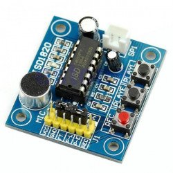 Voice Record Playback Module