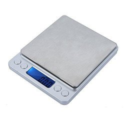 Portable Electronic Scale, Max: 2000g, 0.1g Accuracy